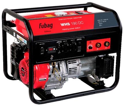Генератор Fubag WHS 190 DC