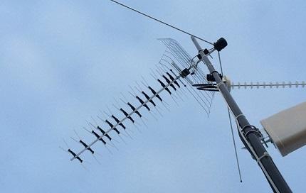 как подобрать антенну для интернета на дачу